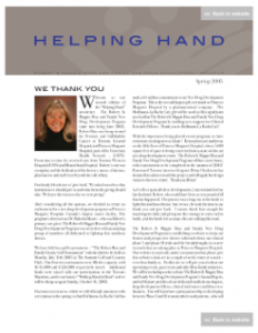 """Helping Hand"" 2nd edition"